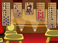 play Klondike Solitaire Gold