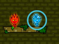 play Angry Ice Girl And Fire Boy