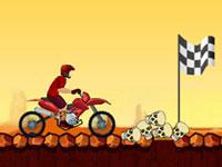 play Desert Rage Rider