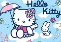 play Hello Kitty Maths Test