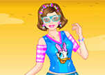 play Barbie Picnic Princess Dress Up