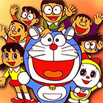 Doraemon Get Together game