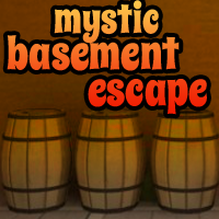 play Mystic Basement Escape