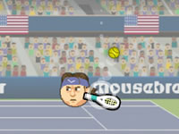 play Sports Heads - Tennis Open