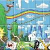play Adventure Time Spin Puzzle