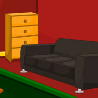 play Red Laser Room Escape