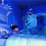 play Monsters Inc Hidden Letters