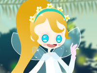 play Thumbelina Dressup