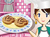 play Sara'S Cooking Class: Jam Roly Poly