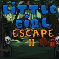 play Little Girl Escape 2