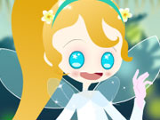 play Thumbelina Dressup Kissing