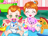 Baby Twin Trouble game