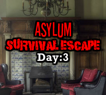 play Asylum Survival Escape Day 3