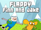 play Flappy Finn And Jake