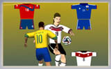 The 2014 World Cup Quiz game