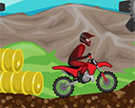 Mad Moto Skills game