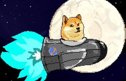 Doge: To The Moon - Free Online Games