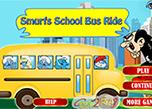 play Smurfs School Bus Ride