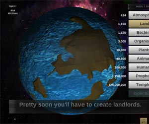 planet maker game