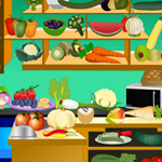 play Vegetables Room Hidden Objects