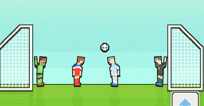 Soccer Physics - 2 Player Soccer Physics