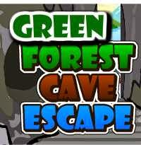 play Green Forest Cave Escape