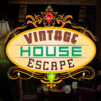 Vintage House Escape game