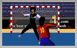 Handball World Cup Tournament game
