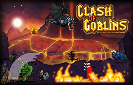play Clash Of Goblins