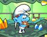 play Smurfs Dug Treasures