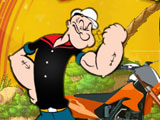 Popeye Finding Olive game