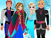 play First Aid To Anna And Elsa