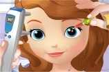 play Sofias Eye Test