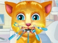 Talking Ginger Tooth Problems game