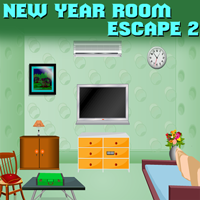 play New Year Room Escape 2