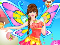 Barbie Fairy Princess game