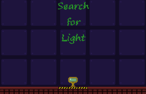 Search For Light game