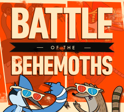 Battle Of The Behemoths game