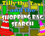 play Tilly The Taxi & The Shopping Bag Search