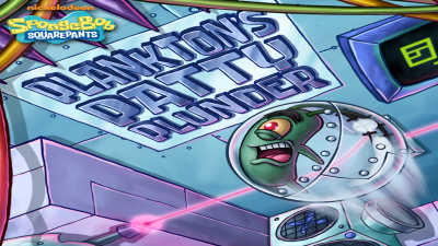Spongebob Squarepants: Plankton'S Patty Plunder game