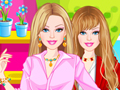 Barbie Job Interview Dressup game
