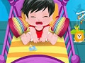 Crying Baby Puzzle game