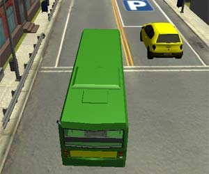 City Bus Parking game