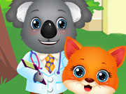 My Pet Doctor Kissing game