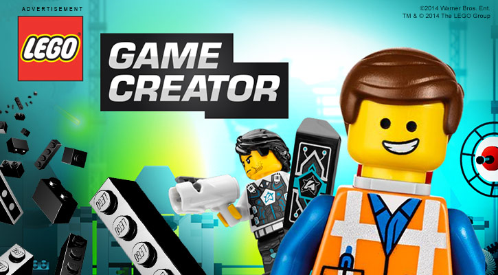 Lego Game Creator - Car