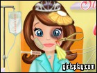 Sofia The First Ambulance game