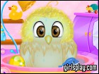 Baby Owl Care game
