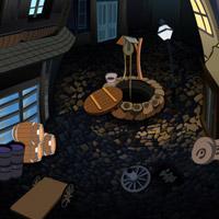 play Stone Village Escape