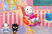 Hello Kitty Ear Doctor game