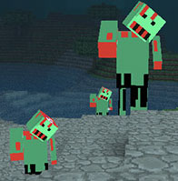 Zombie Miner game